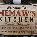 Memaw's Kitchen