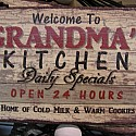 Welcome to Grandma's Kitchen
