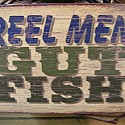 Reel Men Gut Fish