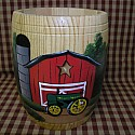 John Deere Red Barn - Small