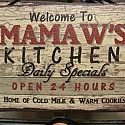 Welcome to Mamaw's Kitchen