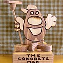 The Concrete Man