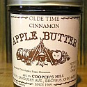 Cinnamon Apple Butter