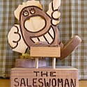 The Saleswoman