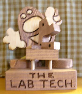 The Lab Tech