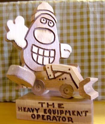 The Heavy Equipment Operator