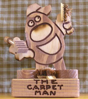 The Carpet Man