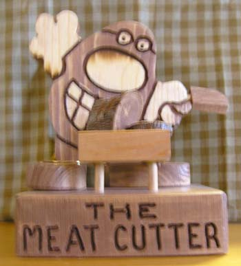 The Meat Cutter