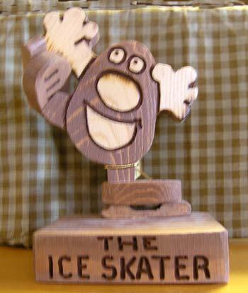 The Ice Skater