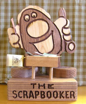 The Scrapbooker