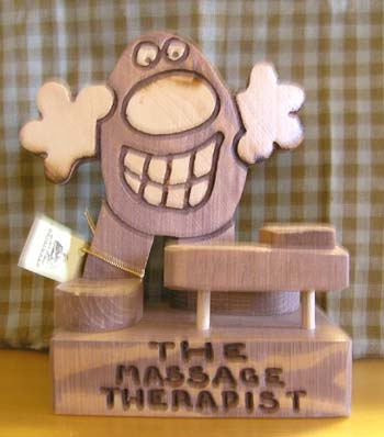 The Massage Therapist
