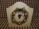 Heart Star Wreath  -  Cat No:   -  Click To Order  -  ID: 1132