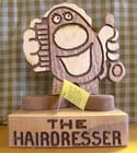The Hairdresser  -  Cat No:   -  Click To Order  -  ID: 315
