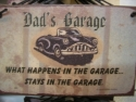Dad's Garage  -  Cat No:   -  Click To Order  -  ID: 807