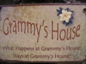 Grammy's House  -  Cat No:   -  Click To Order  -  ID: 716