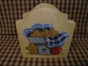 gingerbread blue  -  Cat No:   -  Click To Order  -  ID: 1135