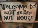 Welcome to the Nuthouse  -  Cat No:   -  Click To Order  -  ID: 796