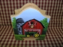John Deer Red Barn  -  Cat No:   -  Click To Order  -  ID: 1129