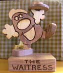 The Waitress  -  Cat No:   -  Click To Order  -  ID: 439