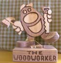 The Woodworker  -  Cat No:   -  Click To Order  -  ID: 444