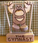 The Gymnast  -  Cat No:   -  Click To Order  -  ID: 316