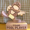 The Pool Player  -  Cat No:   -  Click To Order  -  ID: 373