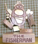 The Fisherman  -  Cat No:   -  Click To Order  -  ID: 303