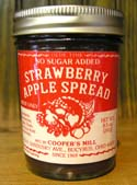Strawberry Apple Spread-No Sugar Added  -  Cat No:   -  Click To Order  -  ID: 477
