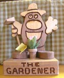 The Gardener  -  Cat No:   -  Click To Order  -  ID: 310