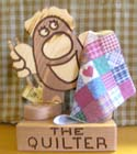 The Quilter  -  Cat No:   -  Click To Order  -  ID: 383