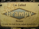 Grampy  -  Cat No:   -  Click To Order  -  ID: 737