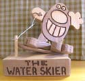 The Water Skier  -  Cat No:   -  Click To Order  -  ID: 438