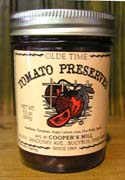 Tomato Preserves  -  Cat No:   -  Click To Order  -  ID: 482