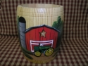 John Deere Red Barn - Small  -  Cat No:   -  Click To Order  -  ID: 1177