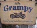 Grampy  -  Cat No:   -  Click To Order  -  ID: 752