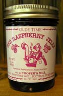 Red Raspberry Jelly  -  Cat No:   -  Click To Order  -  ID: 476
