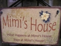 Mimi's House  -  Cat No:   -  Click To Order  -  ID: 712