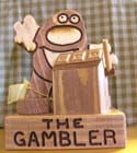 The Gambler  -  Cat No:   -  Click To Order  -  ID: 305