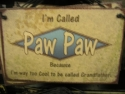 Paw Paw  -  Cat No:   -  Click To Order  -  ID: 740