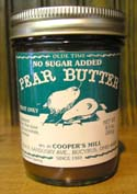 No Sugar Added Pear Butter  -  Cat No:   -  Click To Order  -  ID: 488