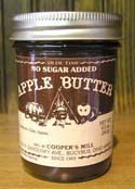 Unsweetened Apple Butter  -  Cat No:   -  Click To Order  -  ID: 481