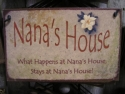 Nana's House  -  Cat No:   -  Click To Order  -  ID: 714
