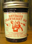 Rhubarb Strawberry Jam  -  Cat No:   -  Click To Order  -  ID: 478