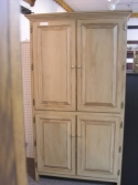 Extra Large Pantry Cabinet  -  Cat No: 535  -  Click To Order  -  ID: 867