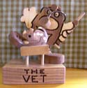 The Vet  -  Cat No:   -  Click To Order  -  ID: 434