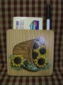 Sunflower Basket  -  Cat No:   -  Click To Order  -  ID: 1145