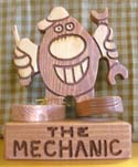 The Mechanic  -  Cat No:   -  Click To Order  -  ID: 345