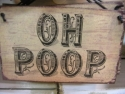 Oh Poop  -  Cat No:   -  Click To Order  -  ID: 805