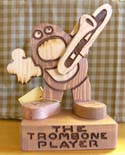 The Trumbone Player  -  Cat No:   -  Click To Order  -  ID: 432