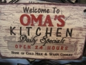 Oma's Kitchen  -  Cat No:   -  Click To Order  -  ID: 814
